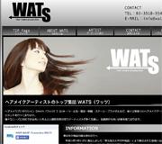 ヘアメイクプロダクション【WATS(ワッツ)】様